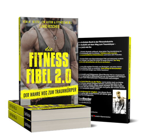 Fitnessbuch Geschenk